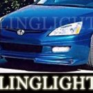 2003-2007 HONDA ACCORD RAZZI BODY KIT FOG LIGHTS DRIVING LAMPS LIGHT LAMP KIT 2004 2005 2006
