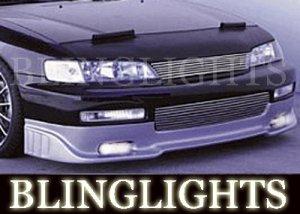 1994-1997 HONDA ACCORD STREET SCENE BODY KIT FOG LIGHTS DRIVING LAMPS LIGHT LAMP KIT 1995 1996