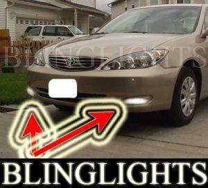 2002-2006 TOYOTA CAMRY FOG LIGHTS DRIVING LAMPS LIGHT LAMP KIT xv30 se le ce altis 2003 2004 2005