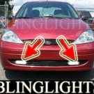 2000-2004 FORD FOCUS SEDAN ZTS XENON FOG LIGHTS DRIVING LAMPS LAMP LIGHT KIT 2001 2002 2003