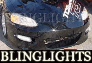 2001-2004 DODGE STRATUS TC SPORTLINE BODY KIT FOG LIGHTS DRIVING LAMPS BUMPER LIGHT LAMP 2002 2003