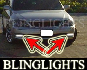 2000-2004 TOYOTA AVALON XENON FOG LIGHTS DRIVING LAMPS LIGHT LAMP KIT xl xls 2001 2002 2003