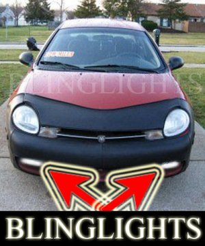 2000-2002 DODGE NEON ES FOG LIGHTS DRIVING LAMPS LIGHT LAMP KIT 2001 00 01 02