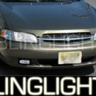 1998 1999 2000 2001 NISSAN ALTIMA XENON FOG LIGHTS DRIVING LAMPS LIGHT LAMP KIT XE GXE SE GLE L30