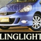 2002-2009 HONDA JAZZ FOG LIGHTS DRIVING LAMPS LIGHT LAMP KIT gli vti 2003 2004 2005 2006 2007 2008