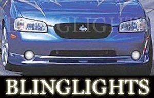 2000 2001 2002 2003 NISSAN MAXIMA VERSUS MOTORSPORT BODY KIT FOG LIGHTS LAMPS LIGHT LAMP KIT