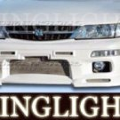 1995 1996 1997 1998 1998 NISSAN MAXIMA EXTREME DIMENSIONS BODY KIT FOG LIGHTS LAMPS LIGHT LAMP KIT