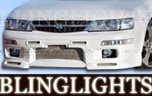1995 1996 1997 1998 1998 NISSAN MAXIMA EXTREME DIMENSIONS BODY KIT FOG LIGHTS LAMPS LIGHT LAMP KIT