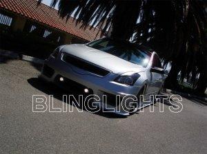 2007 2008 2009 NISSAN ALTIMA SEDAN AIT RACING GL SERIES BODY KIT FOG LIGHTS DRIVING LAMPS LIGHT LAMP