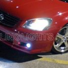 2005 2006 NISSAN SENTRA SE-R XENON BUMPER FOG LIGHTS DRIVING LAMPS LIGHT LAMP KIT 05 06 SER SE R