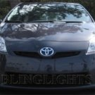2010 2011 TOYOTA PRIUS XENON FOG LIGHTS DRIVING LAMPS BUMPER LIGHT LAMP KIT II III IV V HYBRID