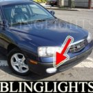 2001-2003 HYUNDAI ELANTRA GT FOG LIGHTS DRIVING LAMPS LIGHT LAMP KIT driving lamp 2002