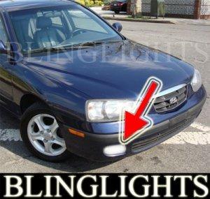 2001-2003 HYUNDAI ELANTRA GT FOG LIGHTS DRIVING LAMPS LIGHT LAMP KIT driving lamp 2002