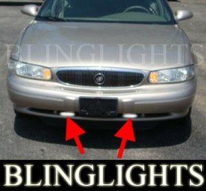 1997-2005 BUICK CENTURY FOG LIGHTS DRIVING LAMPS LIGHT LAMP KIT gl glx g gs 2000 2001 2002 2003 2004