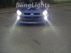 2007 2008 2009 2010 DODGE CALIBER HEADLIGHT & FOG LIGHT XENON HID KIT HEADLAMP HEAD LIGHT LAMP