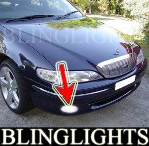 FORD FAIRLANE NL SERIES XENON FOG LIGHTS DRIVING LAMPS 1996 1997 1998