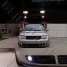 1998-2004 Audi A6 Xenon Fog Lights Driving Lamps Kit 1999 2000 2001 2002 2003