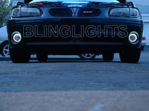1997-2003 PONTIAC GRAND PRIX HALO FOG LIGHTS LAMPS KIT GT GTP COUPE SEDAN 1998 1999 2000 2001 2002