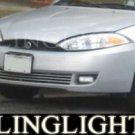 1999-2002 MERCURY COUGAR FOG LIGHTS lamps c2 zn xr roush 2000 2001