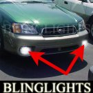 2000-2004 Subaru Outback Sport Xenon Fog Lamps lights