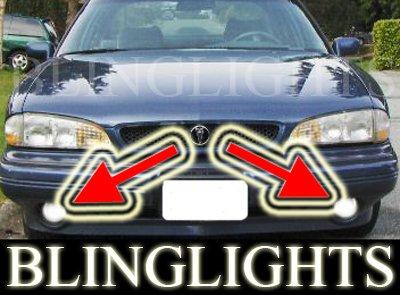 1992-1999 PONTIAC BONNEVILLE FOG LIGHTS driving lamp 98