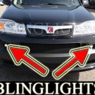04-07 SATURN VUE REDLINE FOG LIGHTS driving lamps 05 06