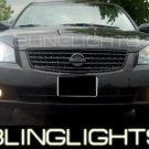 2005-2006 Nissan Altima Fog Lamps Lights S SE SL HID 06