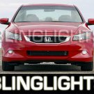 2008-2009 Honda Accord Fog Lamps lights coupe sedan 08