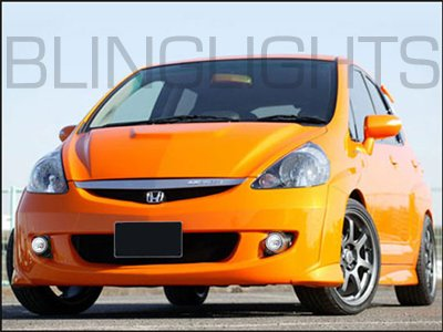 2001-2009 Honda Fit / Jazz Hella Fog Lamps lights 06 07