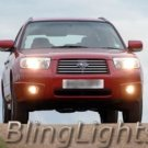 2006-2009 Subaru Forester Xenon Fog Lamps Lights 06 07
