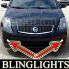 2007-2009 NISSAN SENTRA SE-R LED FOG LIGHTS ser 2008