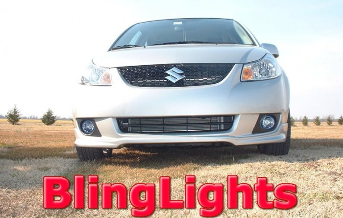 2007-2009 Suzuki SX4 Xenon Fog Lamps lights 07 08