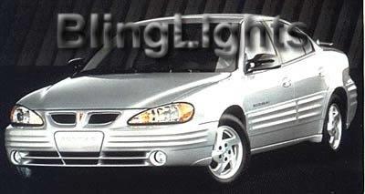 1999-2006 Pontiac Grand Am Xenon Fog Lamps lights 04 05