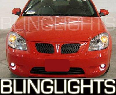2007-2009 Pontiac G5 Fog Lamps lights gt 07 08 pursuit