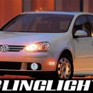 2007-2009 Volkswagen Rabbit Fog Lamps 07 08 lights vw