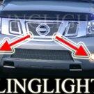 2008-2009 NISSAN ARMADA/PATROL XENON FOG LAMPS LIGHTS