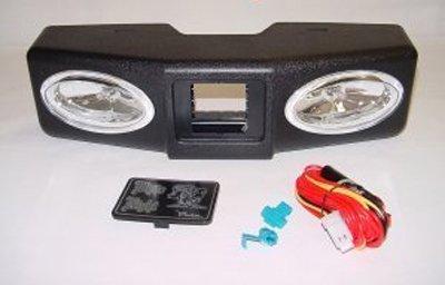 Range Rover WhiteNight Back Up Trailer Hitch Lamp Light