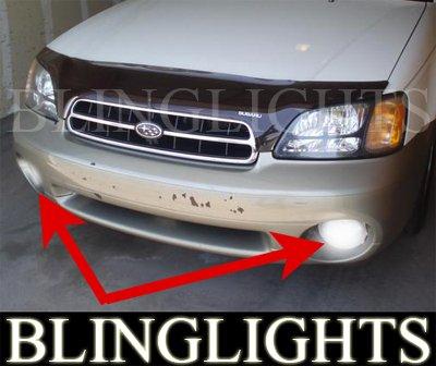 2000-2004 Subaru Outback Fog Lamps lights  01 02 03 04