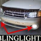 2000-2004 Subaru Outback Fog Lamps lights  01 02 03 04