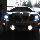 1998-2002 Pontiac Trans Am Halo fog lamps lights 2001