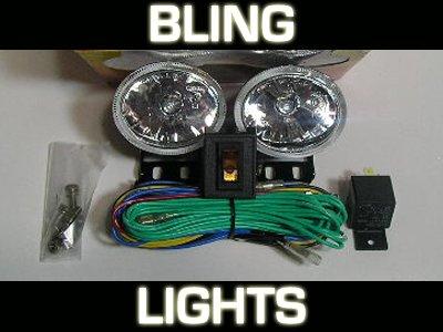 2005-2009 Scion tC Hella Fog Lamps kit 06 lights jdm 07