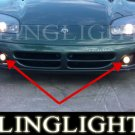 1991-1996 Dodge Stealth Xenon Fog Lamps lights 93 94 95
