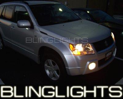 2000-2009 SUZUKI GRAND VITARA XENON FOG LAMPS 07 lights
