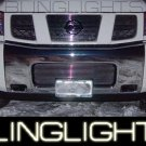 2004-2007 Nissan Armada Halo Fog Lamps Lights 06 Patrol