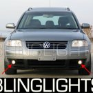 2001-2005 VW Passat Hella Fog Lamps lights 02 03 04 05
