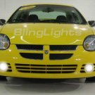 2000-2005 Dodge Neon Halo Fog Lamps lights 02 03 04 hid