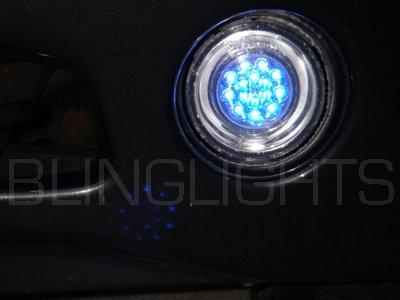 01-08 KIA OPTIMA 9000K LED FOG LAMPS lights 04 05 06 07