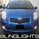 2007-2009 Toyota Yaris Xenon Fog Lamps lights 07 08 s