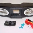 Jeep Wrangler WhiteNight Back Up Trailer Hitch Light
