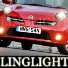 2000-2009 NISSAN MICRA TAILLIGHTS TINT initia spirita activ 2001 2002 2003 2004 2005 2006 2007 2008